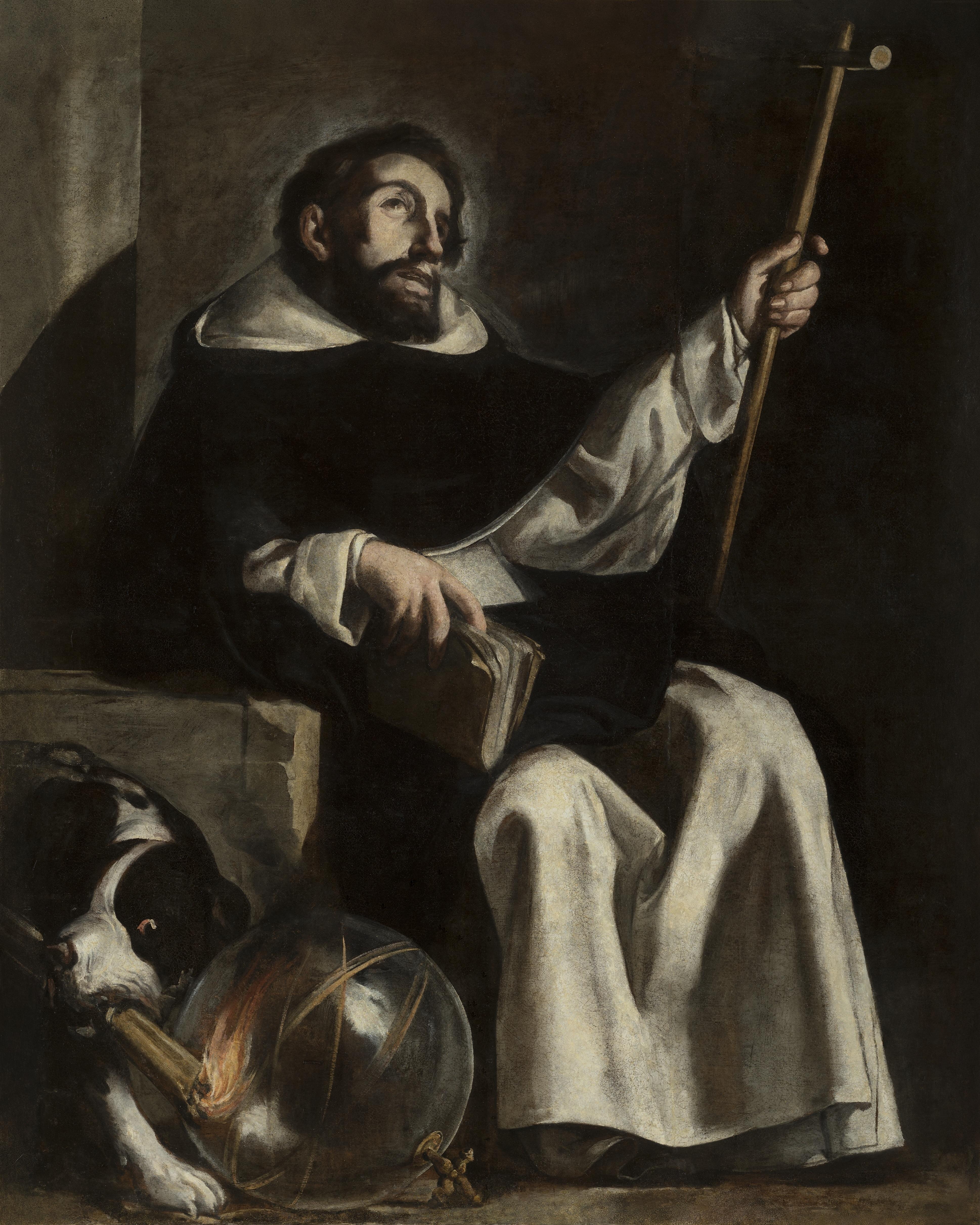 Santo_Domingo_de_Guzmán,_de_Antonio_del_Castillo_(Museo_de_Bellas_Artes_de_Córdoba).jpg