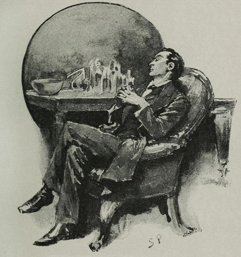 иллюстрации художника Сидни Пэджета (3).jpg