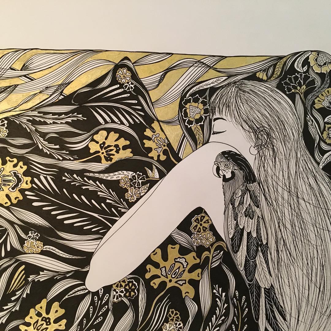 Majéon – французская художница  (5).jpg