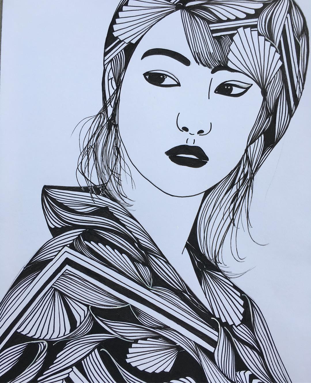 Majéon – французская художница  (6).jpg