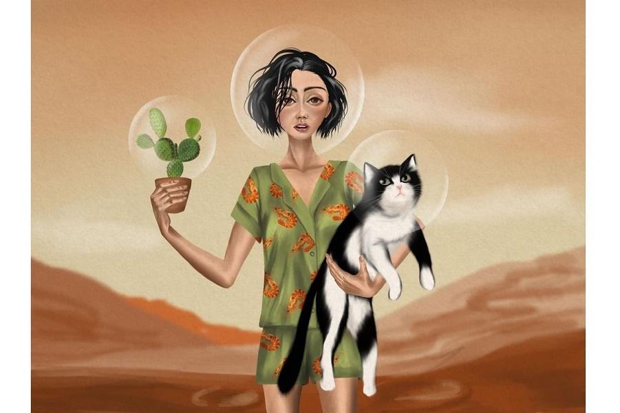 Лиза Тоффини – парижский иллюстратор (15).JPG