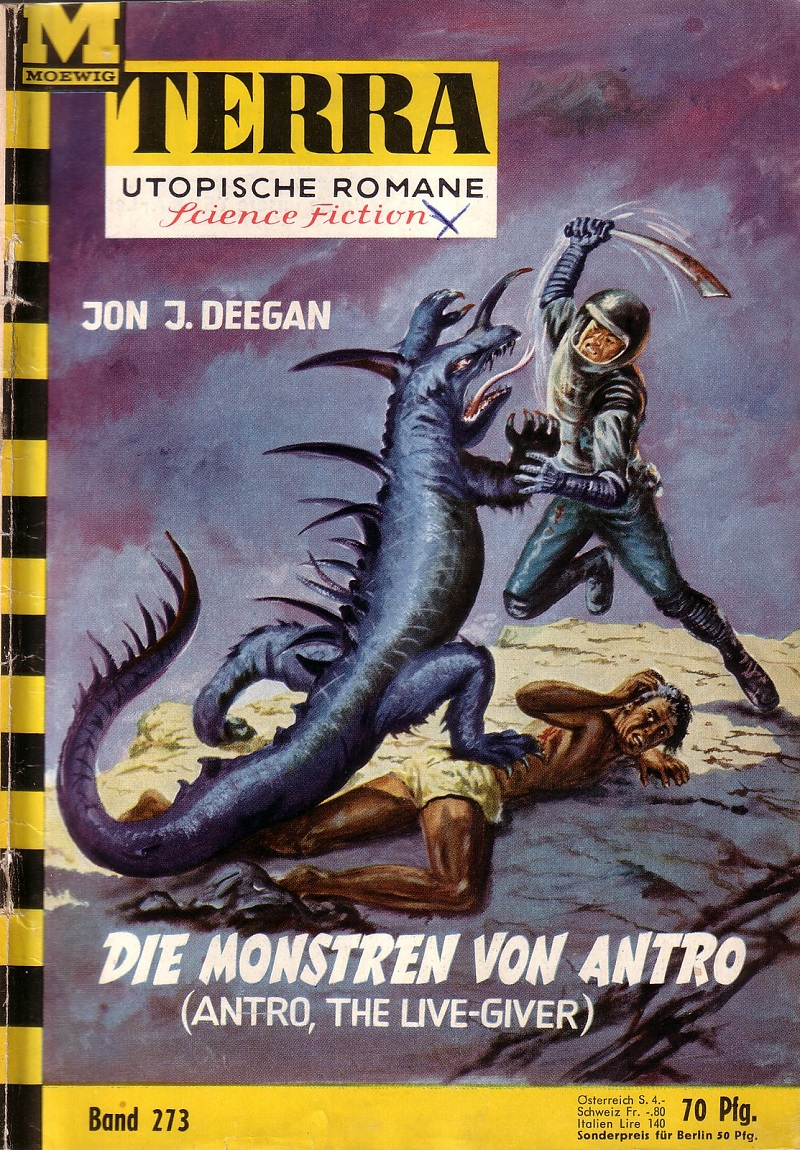 Великолепные обложки немецкого фантастического журнала Terra (8).jpg
