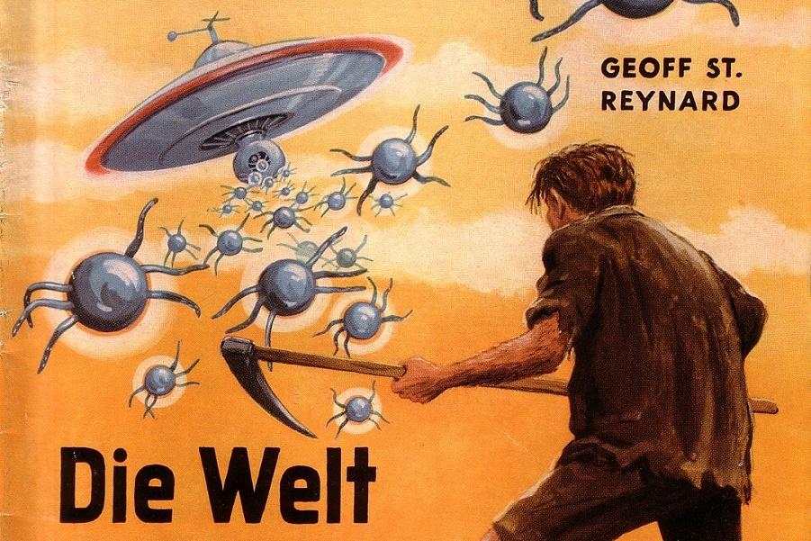 Великолепные обложки немецкого фантастического журнала Terra (13).jpg