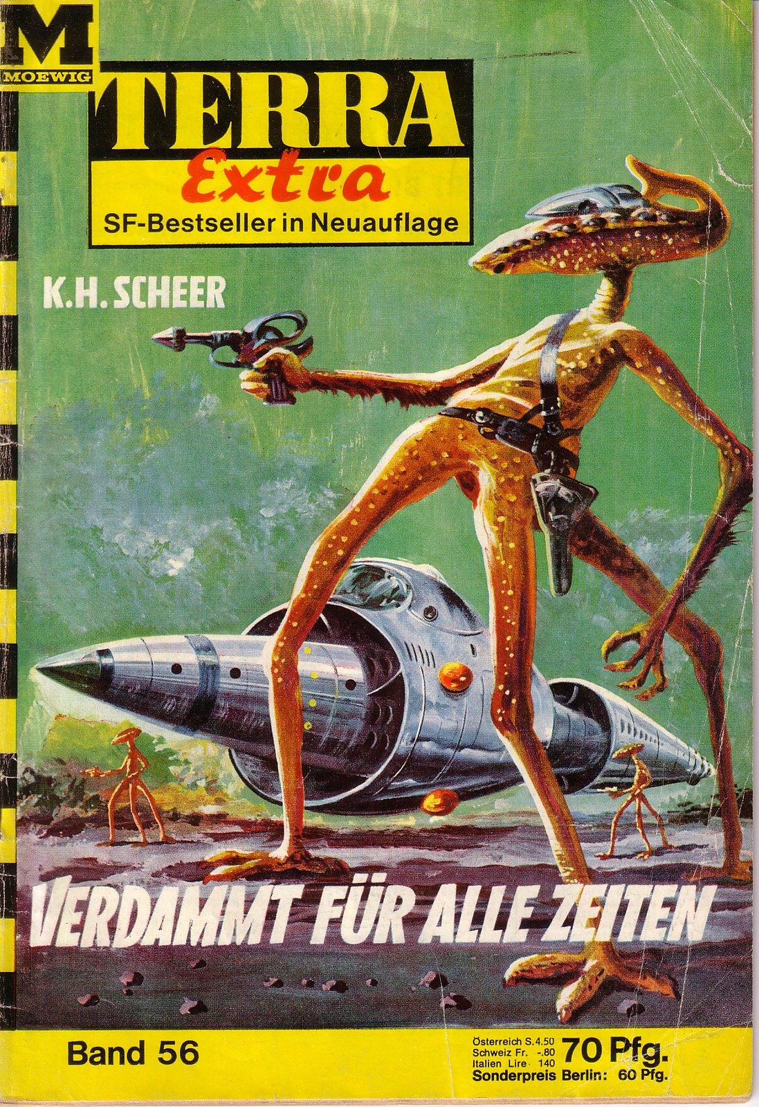 Великолепные обложки немецкого фантастического журнала Terra (19).jpg