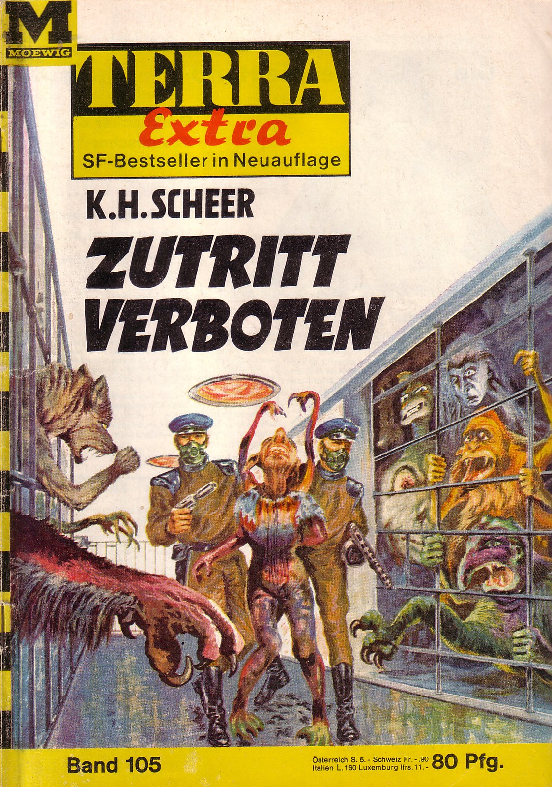 Великолепные обложки немецкого фантастического журнала Terra (21).jpg