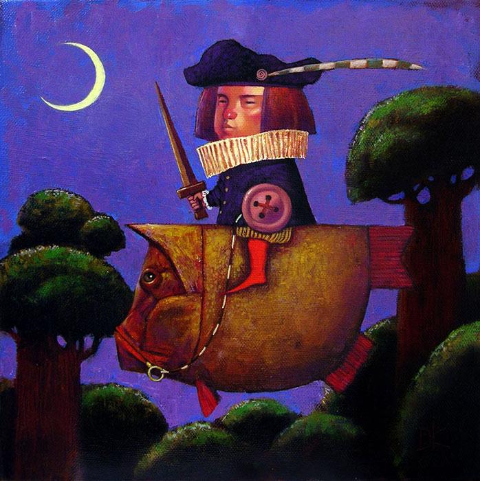 «Ночная рыба»