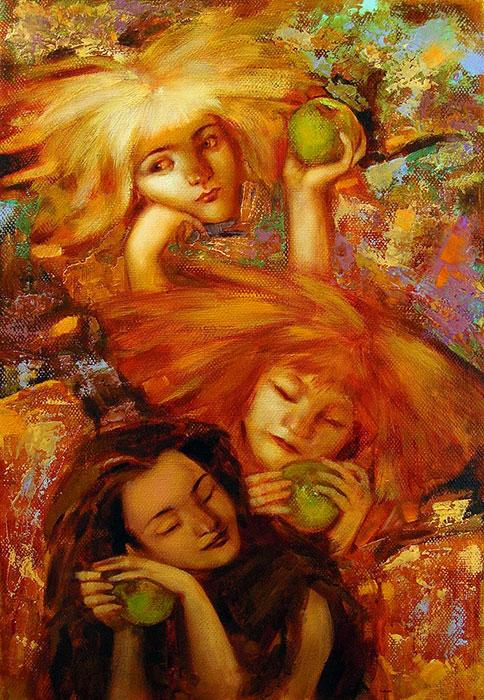«Райские яблочки»