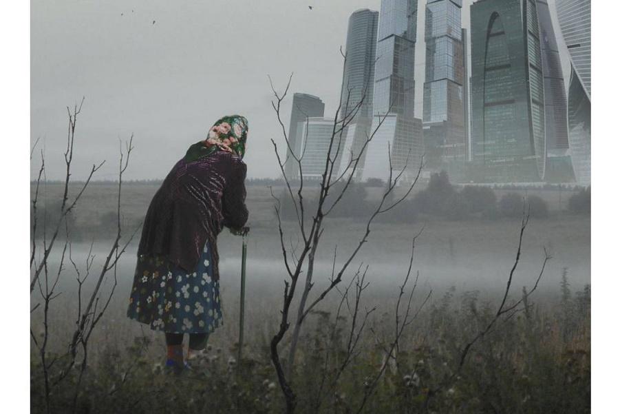 Россия в сюрреалистических картинах Ксении Гудковой (3).JPG