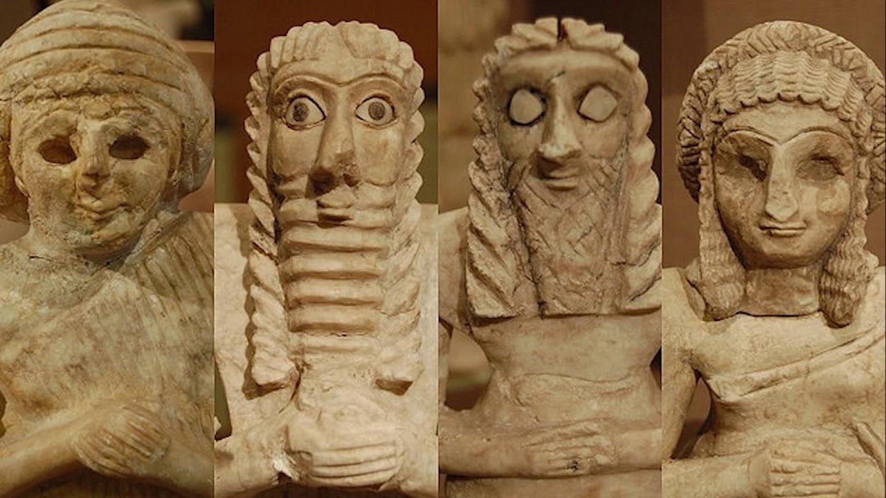 Шумерские статуи из храма Эшнунна (3).jpg