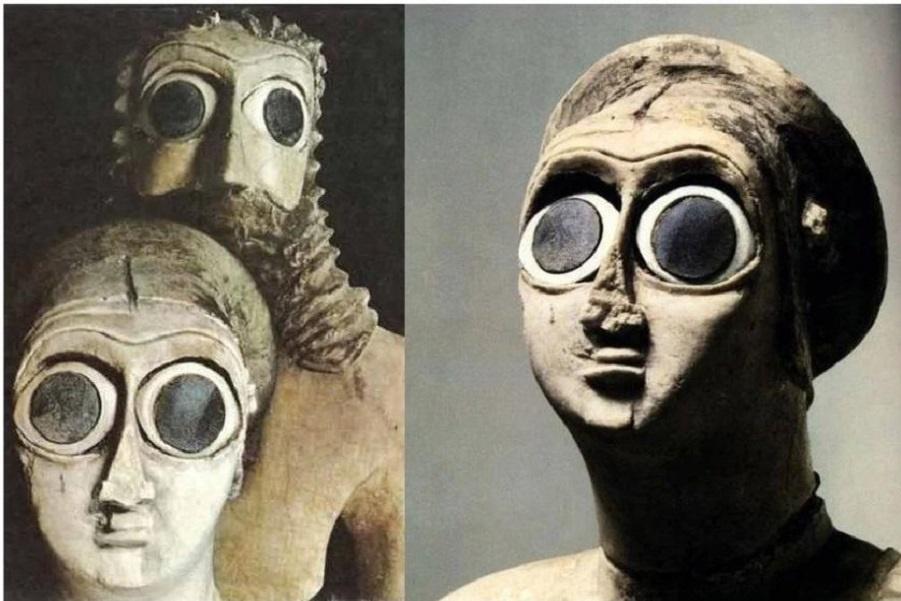 Шумерские статуи из храма Эшнунна (5).jpg
