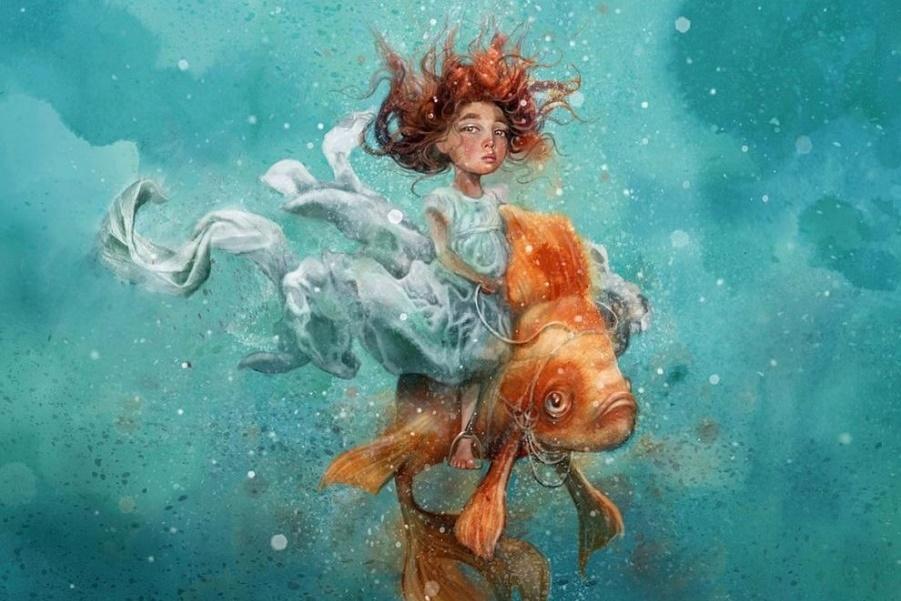 Лиза Айсато - известный в Норвегии художник  (1).jpg