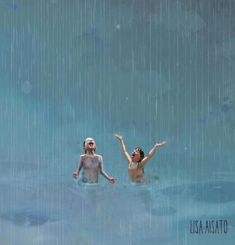 Лиза Айсато - известный в Норвегии художник  (15).jpg