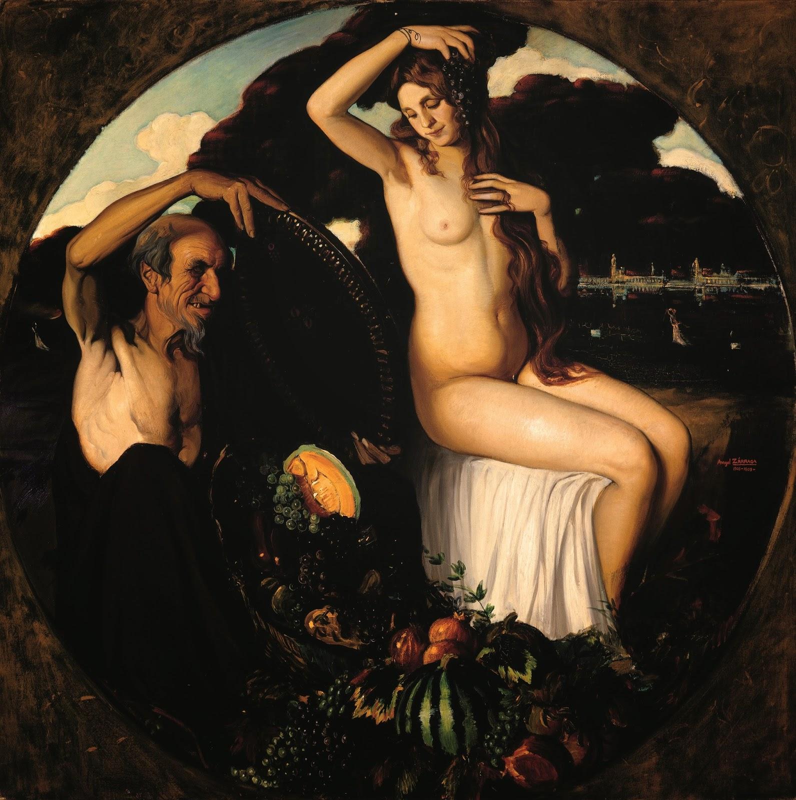 Alegoría de septiembre, 1908-1909, óleo sobre tela, Museo de Arte Moderno, INBA.jpg