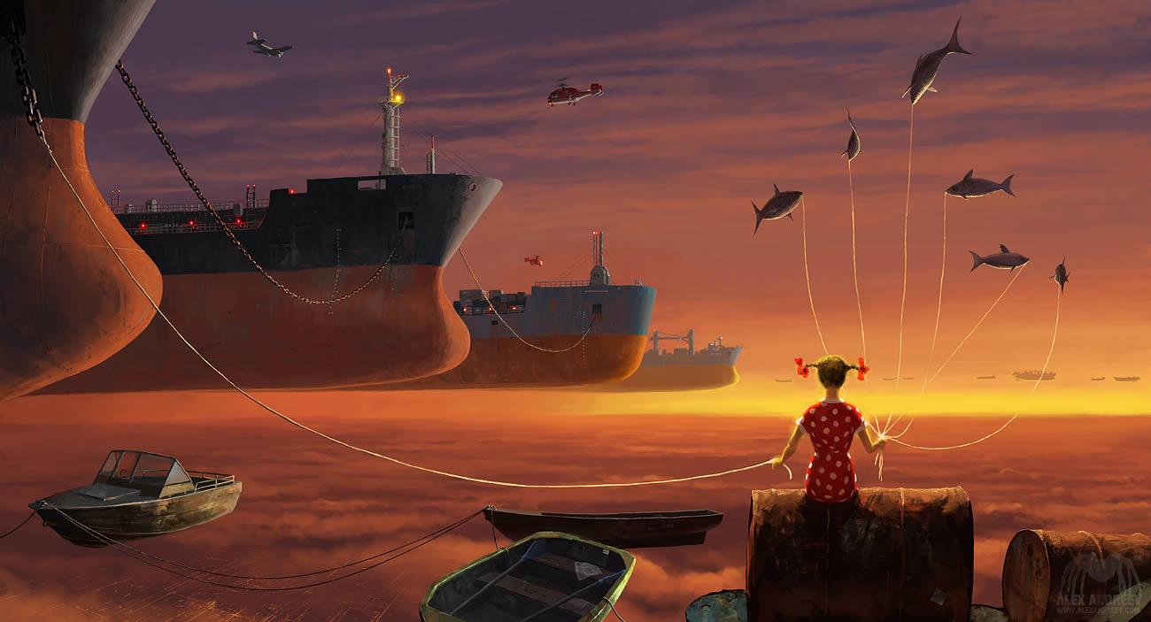 картины известного российского цифрового художника Алекса Андреева (7).jpg