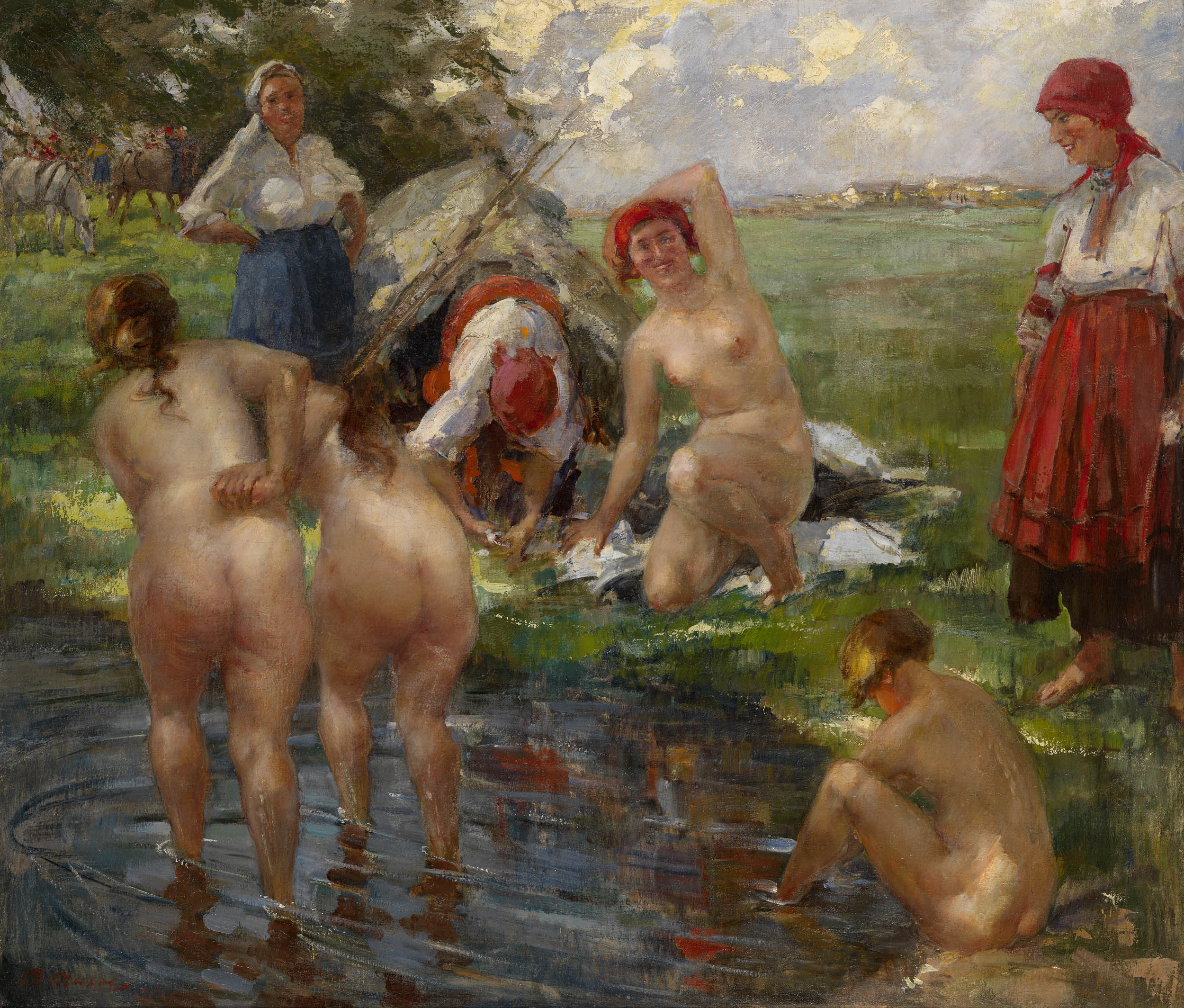 эротизм в живописи: