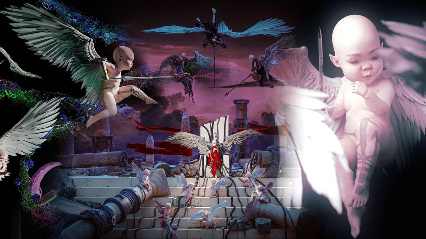 Коллекция фантастических изображений Граймса.jpg