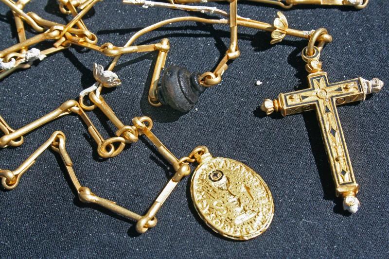 Сказочные сокровища 17 века