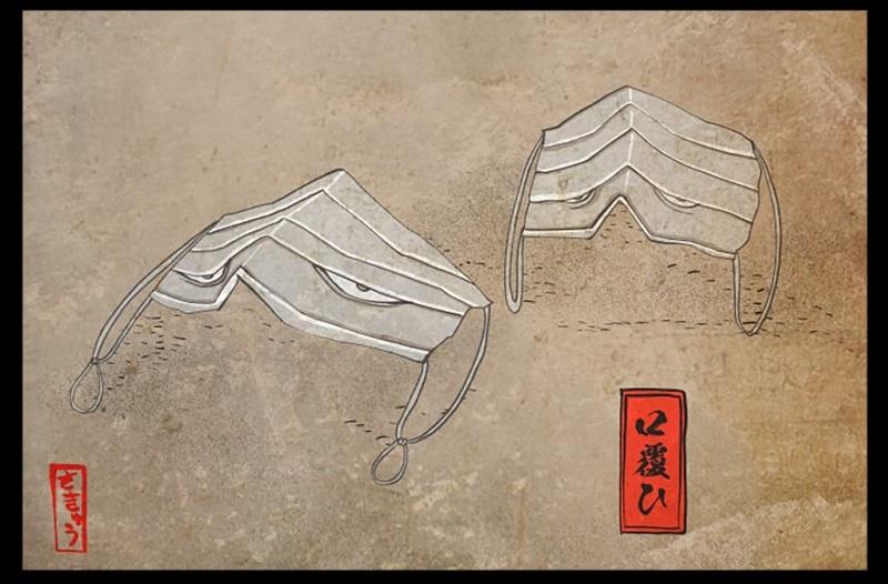 Японский художник и иллюстратор Сакю  (16).jpg