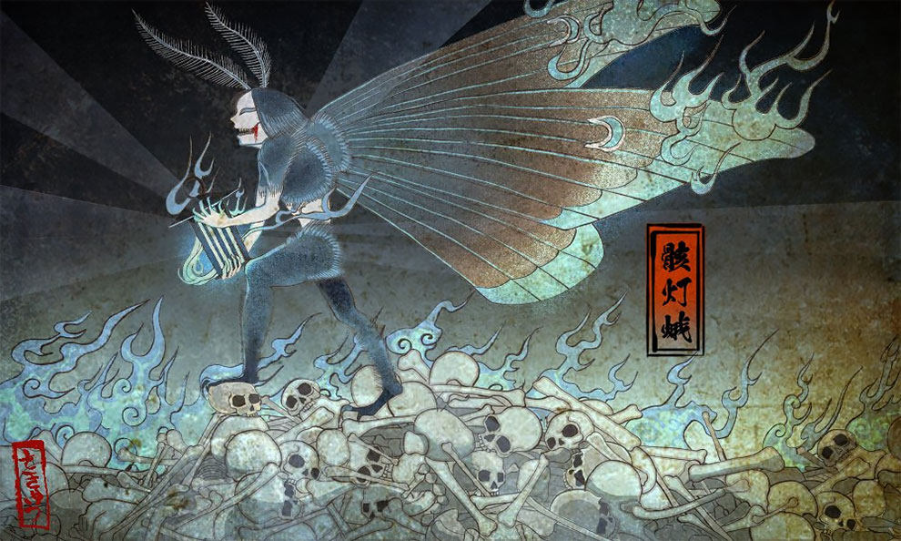 Японский художник и иллюстратор Сакю  (1).jpg