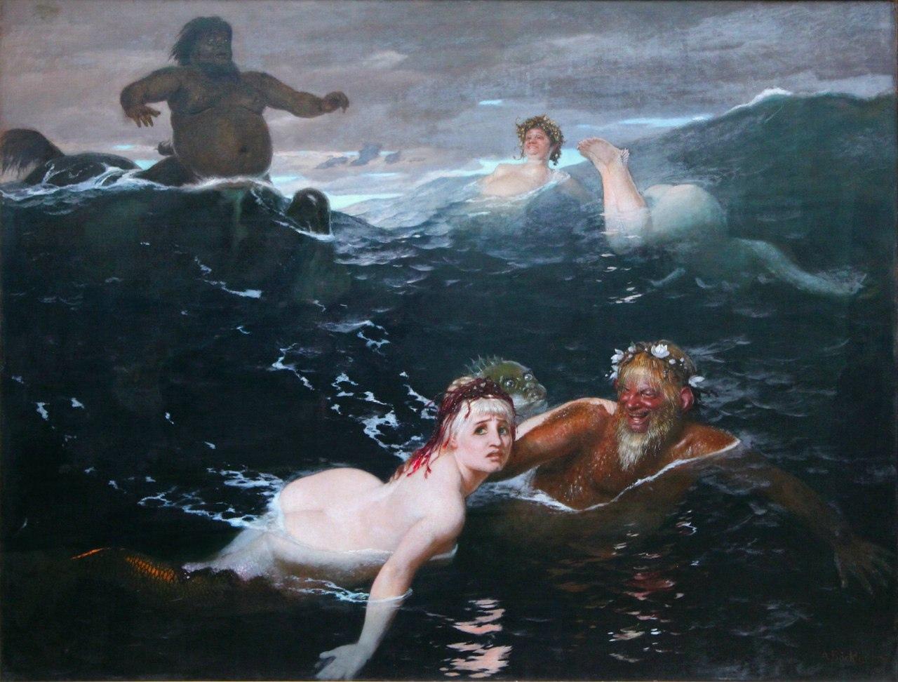 картина Арнольда Бёклина (7).jpg