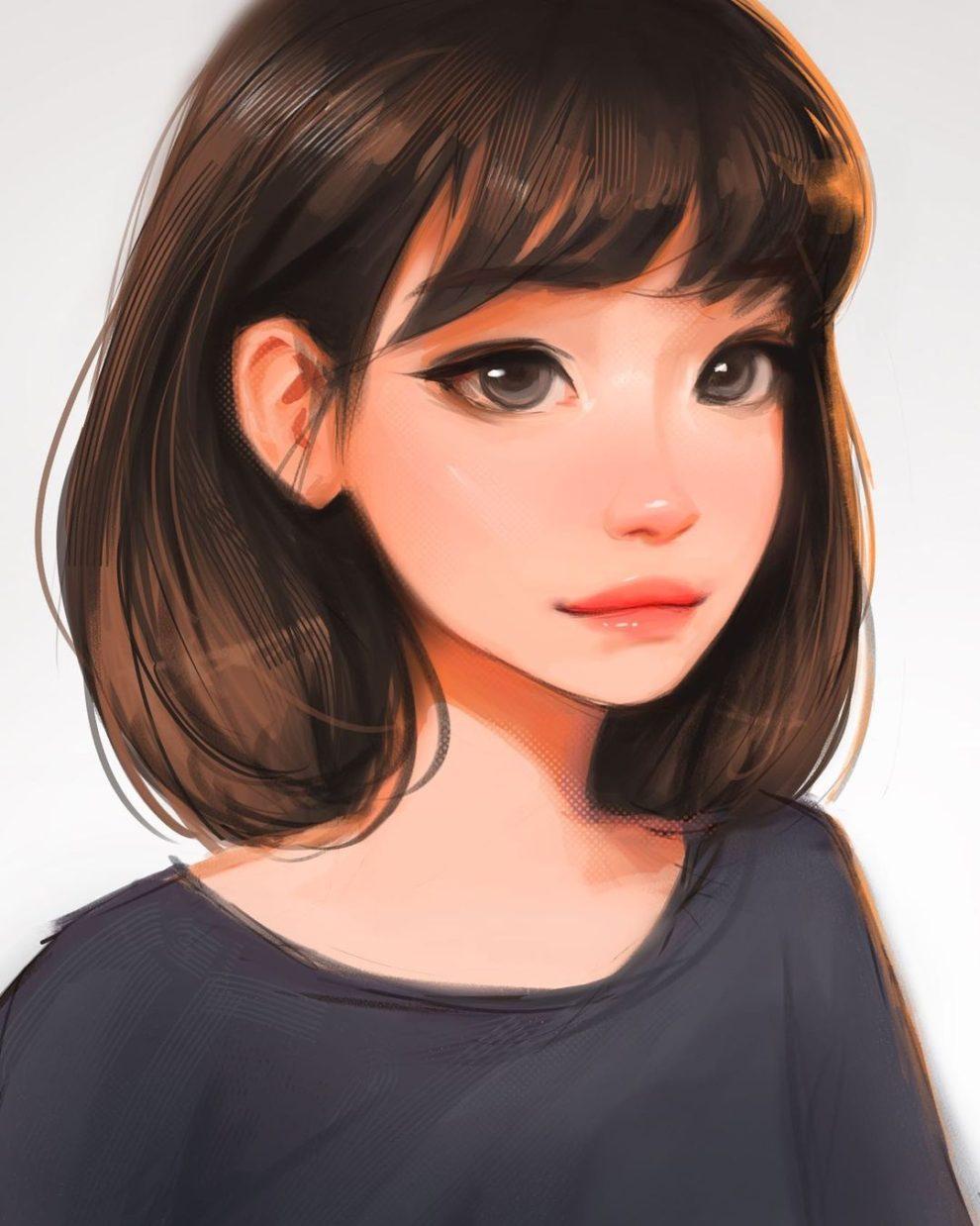 Солнечные портреты девушек Сэма Янга (5).jpg