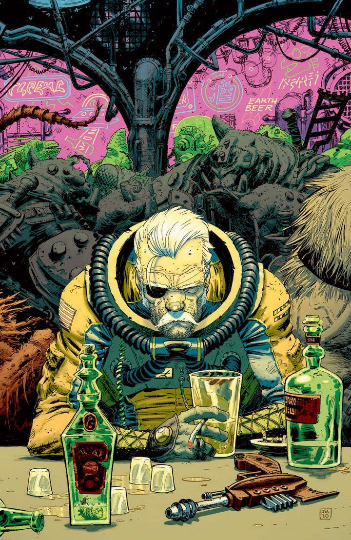 Tony Moore, комикс Fear Agent.jpg