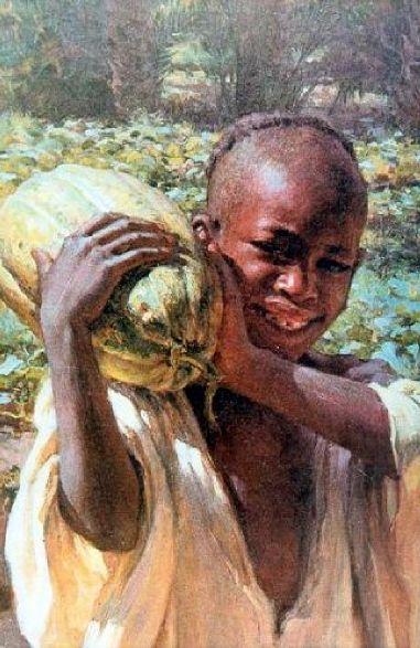 Nasreddine Dinet [Étienne Dinet] 1861-1929 - French Orientalist painter - Tutt'Art@ (3)