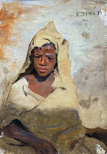 Nasreddine Dinet [Étienne Dinet] 1861-1929 - French Orientalist painter - Tutt'Art@ (5)
