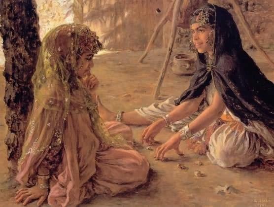 Nasreddine Dinet [Étienne Dinet] 1861-1929 - French Orientalist painter - Tutt'Art@ (18)