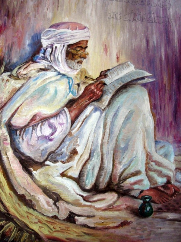 Nasreddine Dinet [Étienne Dinet] 1861-1929 - French Orientalist painter - Tutt'Art@ (22)