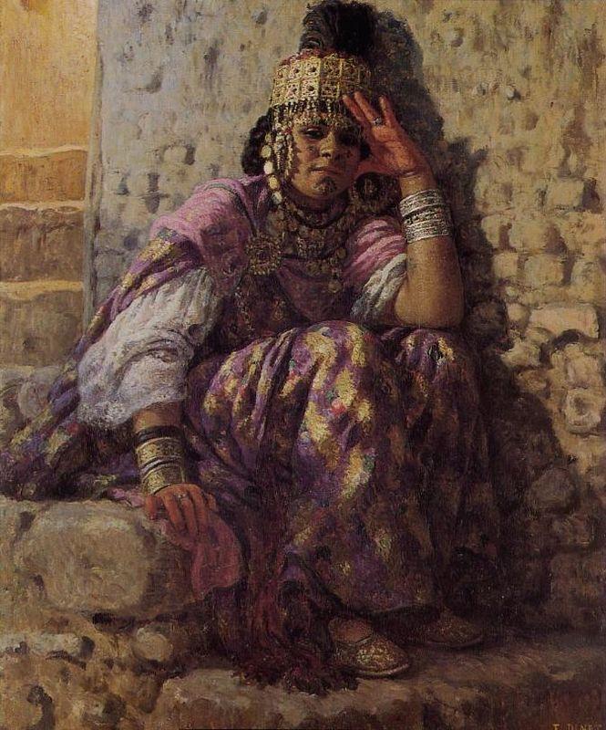 Nasreddine Dinet [Étienne Dinet] 1861-1929 - French Orientalist painter - Tutt'Art@ (28)