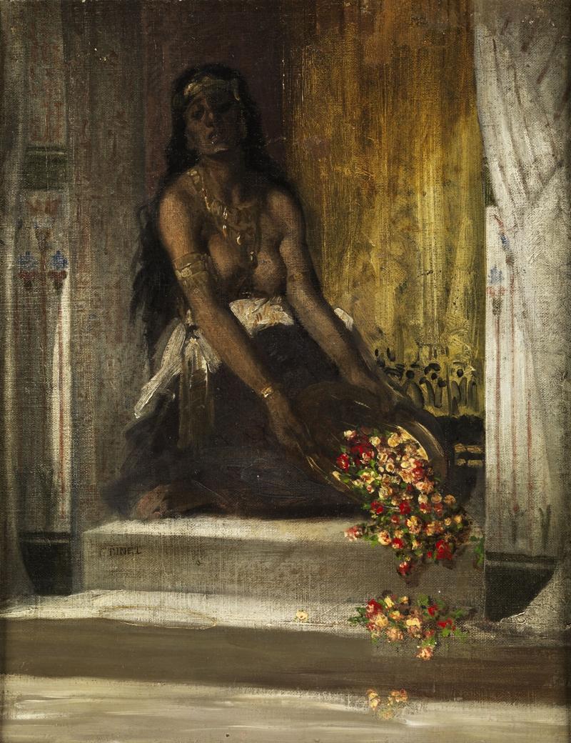 Nasreddine Dinet [Étienne Dinet] 1861-1929 - French Orientalist painter - Tutt'Art@ (41)