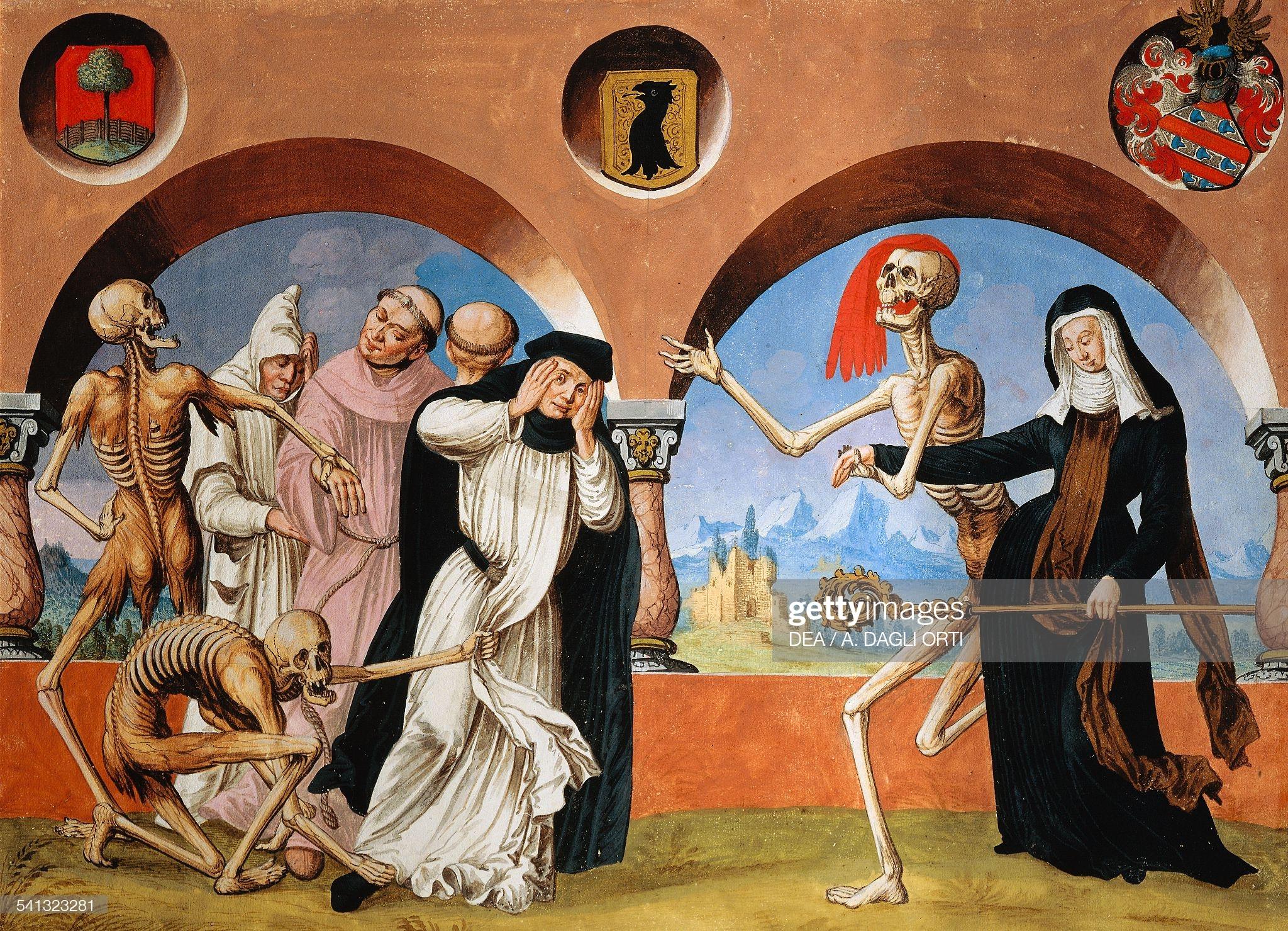 Никлаус Мануэль, Танец смерти (3).jpg