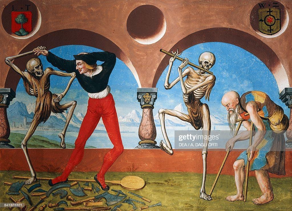 Никлаус Мануэль, Танец смерти (4).jpg