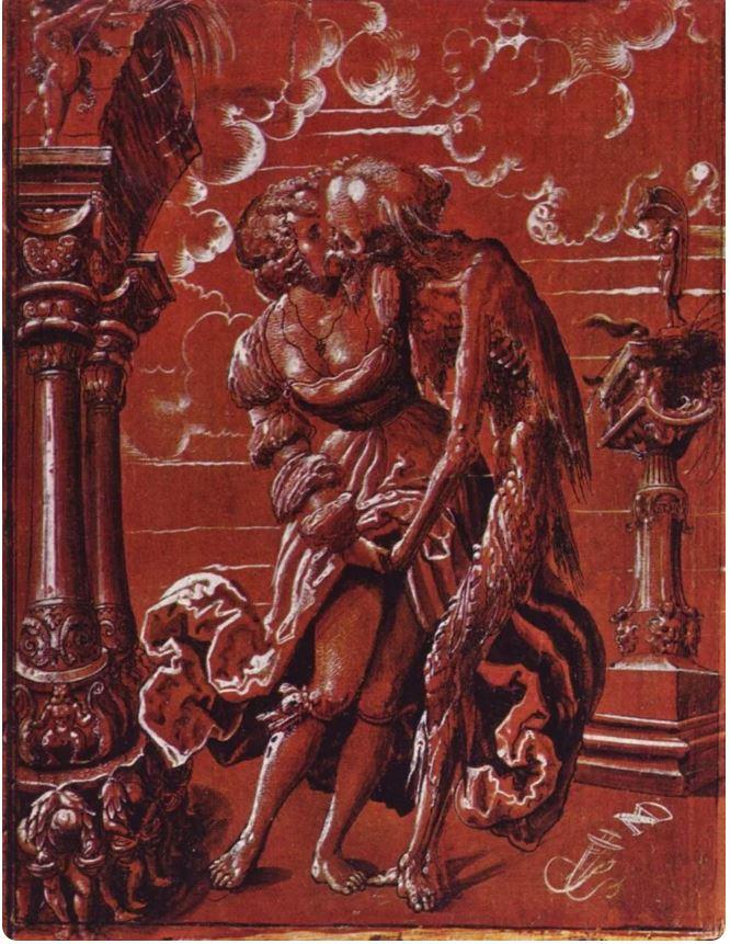 Никлаус Мануэль, Танец смерти (10).JPG