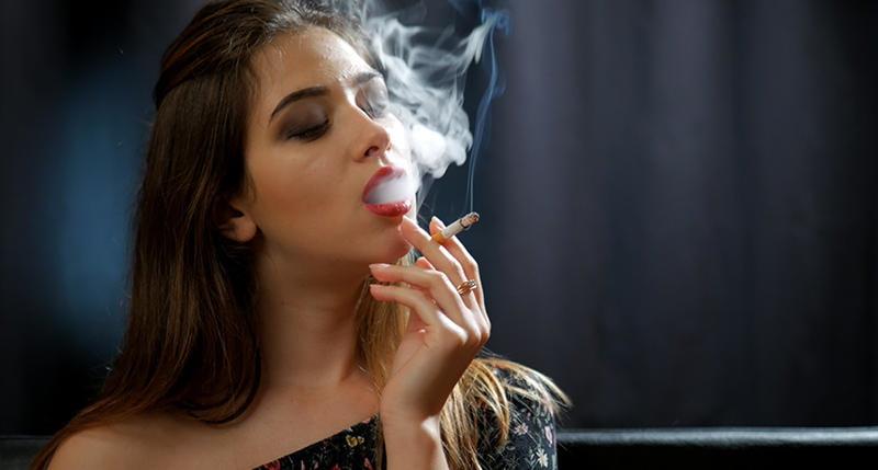 В США лоббируют курение?