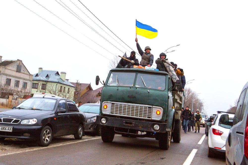 Мовные патрули на Украине