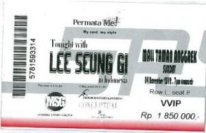 Ticket LSG