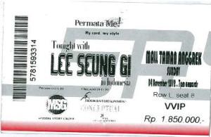 Ticket LSG