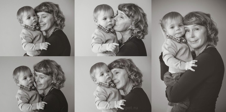Фото бабушек и мам 19 фотография