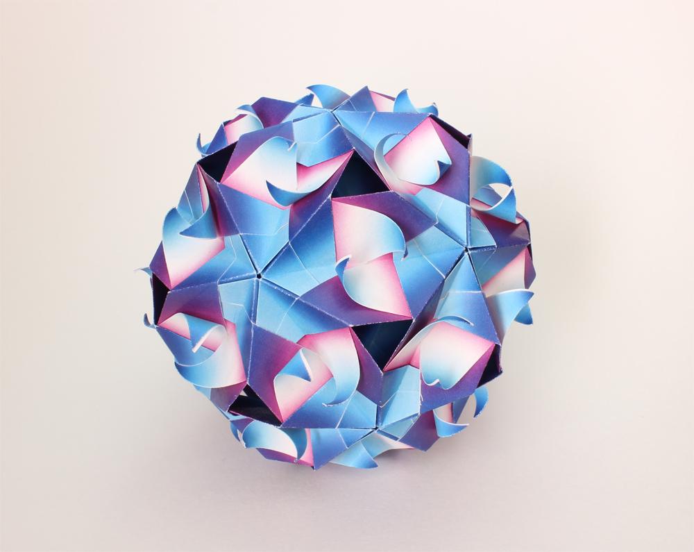 Схема модульного оригами видео фото 921