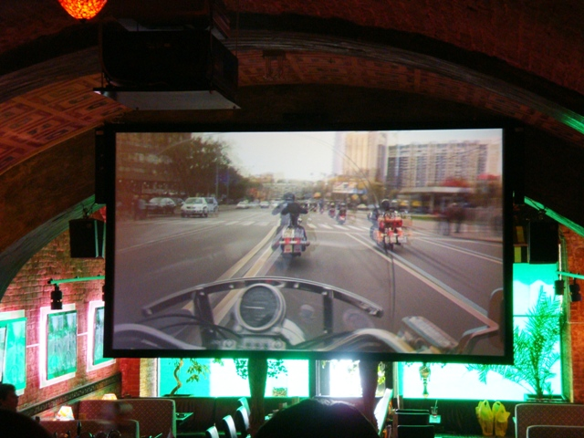 Copy (2) of LG&Harley-Davidson 3D premiere_LG projector
