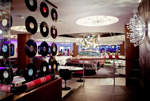 The Pink Cadillac ресторан Москва_4