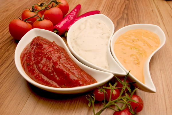 красный соус для шашлыка хорошо выглядят, достаточно