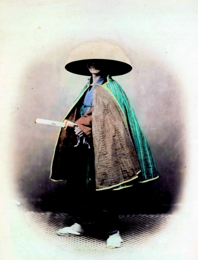 Самураи, 19 век.