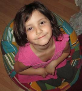 Granddaughter Zaman