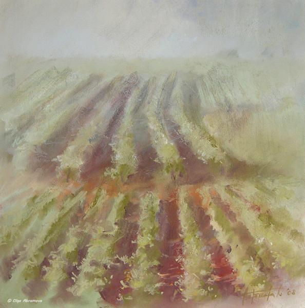 Виноградники 53х53, 2008