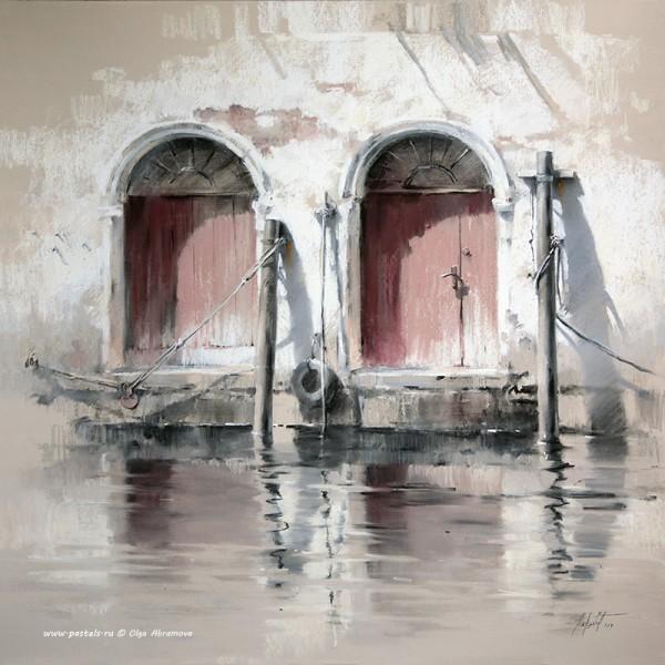 Венеция 90х90, 2014