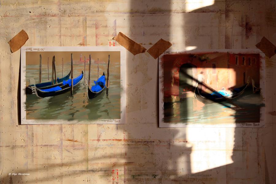 Венеция и солнце, 2014
