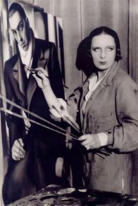 Тамара де Лемпицки 1928
